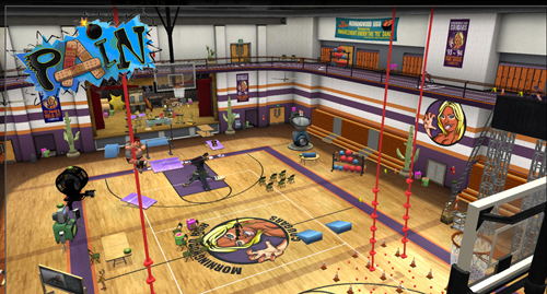 Gym Freeplay 2 Screenshot